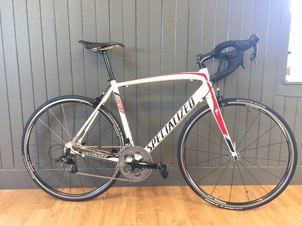 Bike Tech Usedbike Specialized Allez Comp Red/Blk/Wht 56