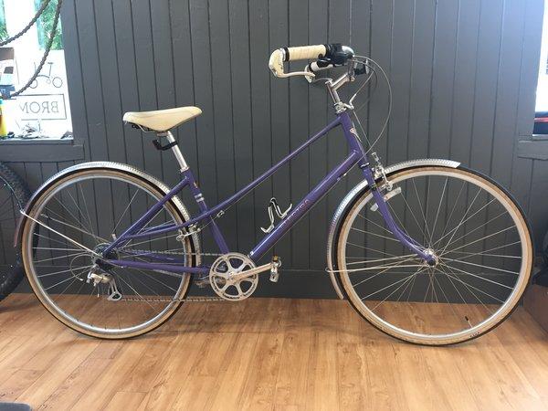 Bike Tech Usedbike Electra Ticino 8d W Plum