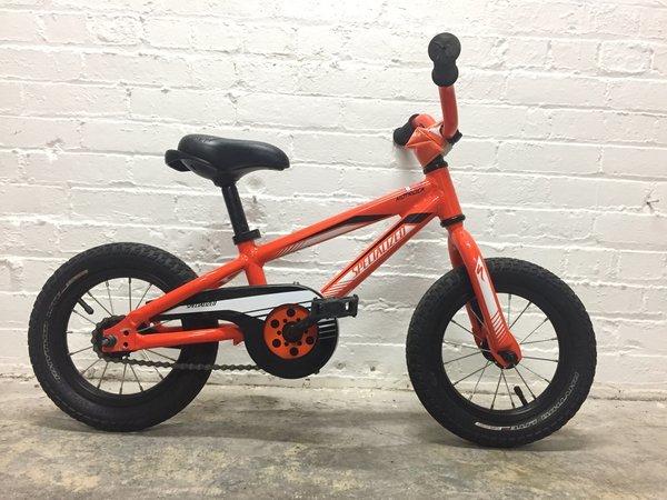 """Bike Tech Usedbike Specialized Hotrock CB Kids Orange 12"""""""