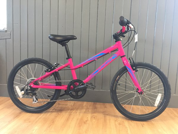 Bike Tech Usedbike Specialized Hotrock girls Pink/Blu 20""