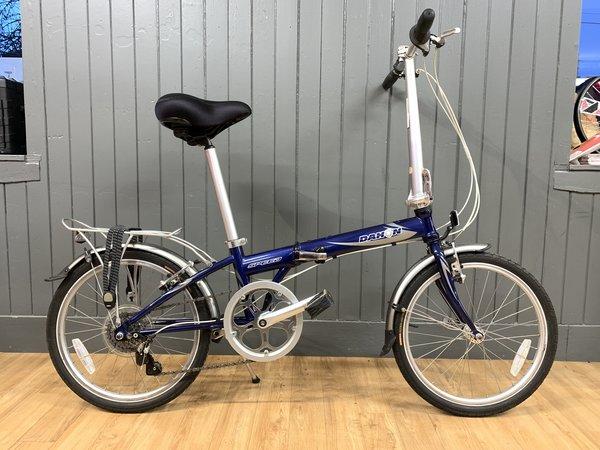 Bike Tech Usedbike Dahon Speed 7spd Folding
