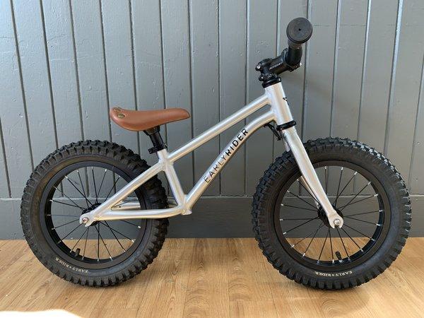 Bike Tech Usedbike EarlyRider Trail 14 Sil