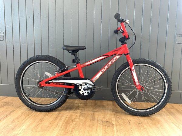 """Bike Tech Usedbike Specialized Hotrock CB 20"""" Red/Wht"""