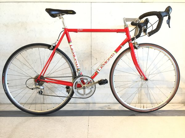 Bike Tech Usedbike Lemond Tourmalet Red 56cm
