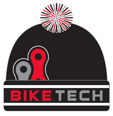 Bike Tech Pom Beanie 2019