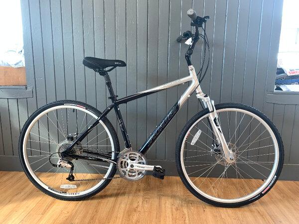 Specialized Usedbike Specialized Crossroads LG Sil/Blk
