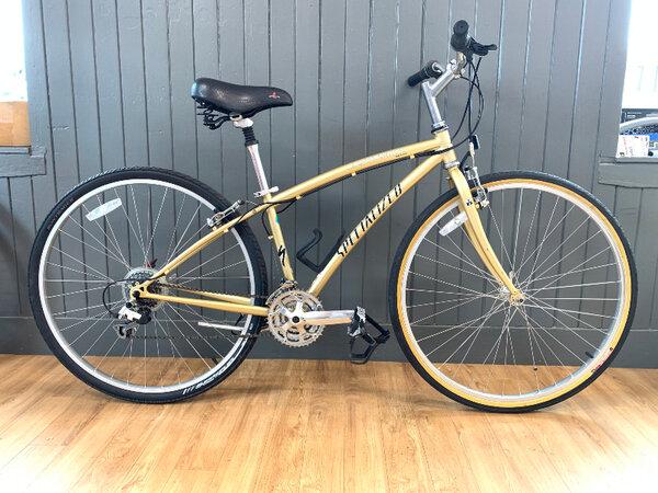 Specialized Usedbike Specialized Crossroads gold SM