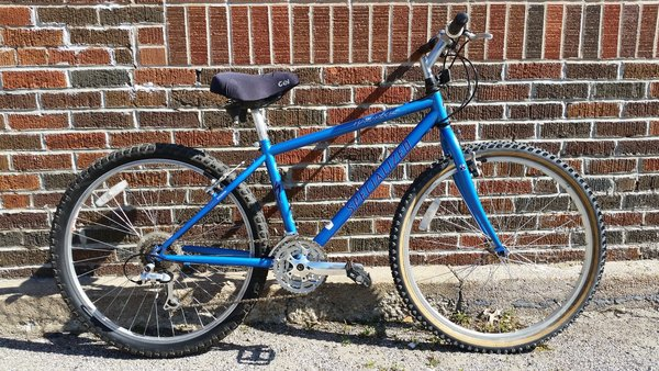 Bike Tech Usedbike Specialized Hardrock Blu 15 5