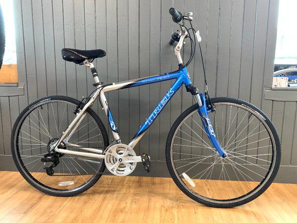 "Trek Usedbike Trek 7100 Blu/Sil 20"""