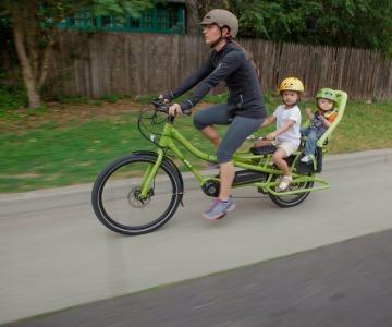 Flattening Hills, E-bikes