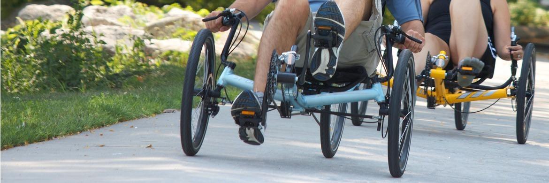 Recumbent Trikes - Bike Tech | Cedar Falls, IA | (319) 266-5979