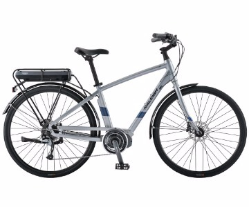 Paved Trail & Commute E-bike