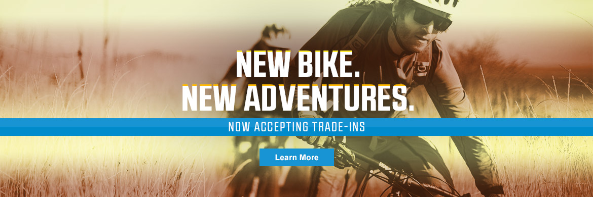 We Trade In Bikes