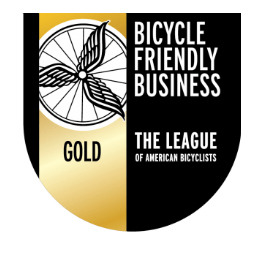 Bicycle Friendly Business Gold