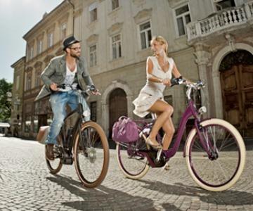 Statistics E-bikes