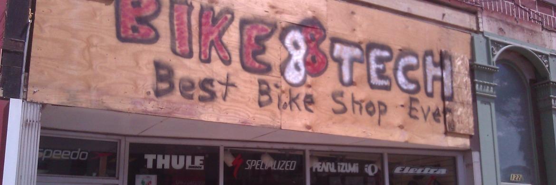 History Bike Tech