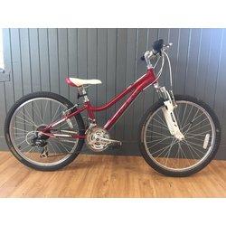 Bike Tech Usedbike Trek MT220 Red Kids 24