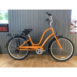 Bike Tech Usedbike Electra Townie 7d LE Orange