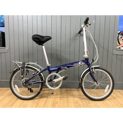 Bike Tech Usedbike Dahon Speed 7spd Folding