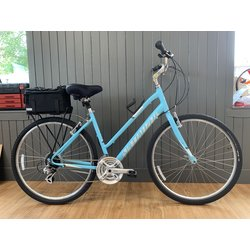Bike Tech Usedbike Specialized Crossroads Spt ST Lt Blu LG