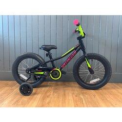 Specialized Usedbike Specialized Riprock Blk/Lim/Pnk 16