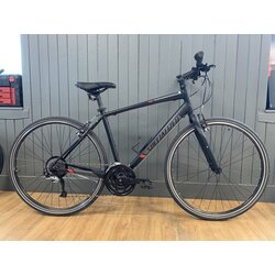 Specialized USEDBIKE SIRRUS SPORT BLK/BLK/RED MD