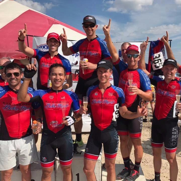 Frisco Cycling Club / Crest