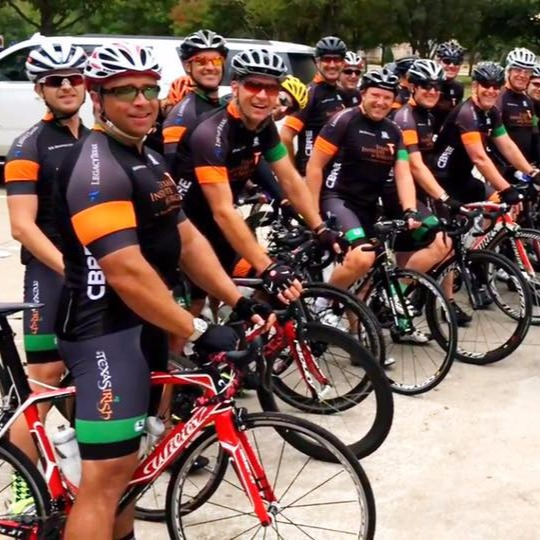 Texas Irish Cycling Team