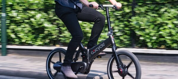 Gocycle GX Matte Black