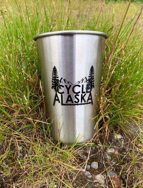 Cycle Alaska Cycle Alaska Stainless Steel Pint