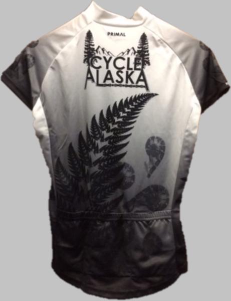 Cycle Alaska Cycle Alaska Jersey Women's Sport Silver