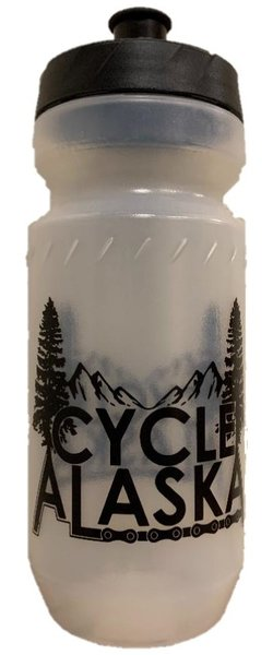 Cycle Alaska Cycle Alaska Water Bottle 21 oz.