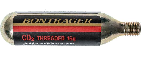 Bontrager Cartridge CO2 Threaded 16G