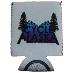 Cycle Alaska Cycle Alaska Koozie Smoke