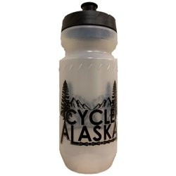 Cycle Alaska Cycle Alaska Water Bottle 21 oz.