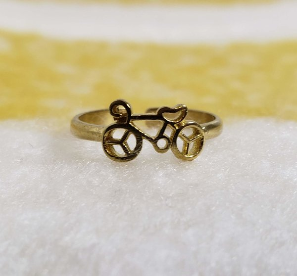Less Is More Bicycle Ring