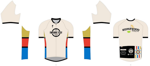 Pumpkinvine Cyclery PVC Racing '21 | Men's SL Air Jersey *Coming Soon*