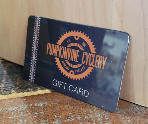 Pumpkinvine Cyclery Gift Card