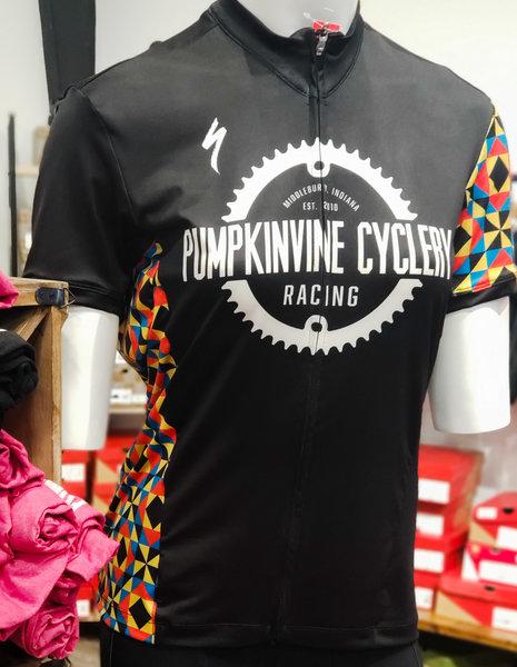 Pumpkinvine Cyclery PVC Racing | Women's RBX Comp Jersey