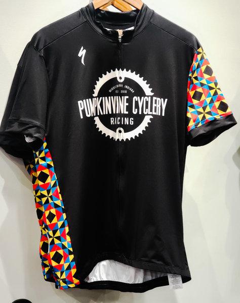 Pumpkinvine Cyclery PVC Racing   Men's RBX Comp Jersey (Club Cut)