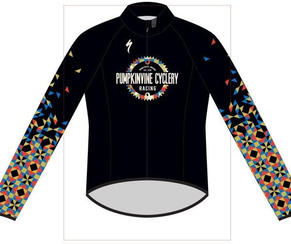 Pumpkinvine Cyclery PVC Racing | Deflect SL Jacket