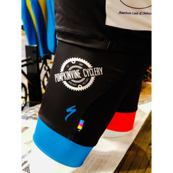 Pumpkinvine Cyclery PVC Racing | Men's RBX Comp Bib Short