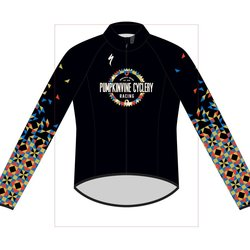Pumpkinvine Cyclery PVC Racing | Deflect SL Jacket