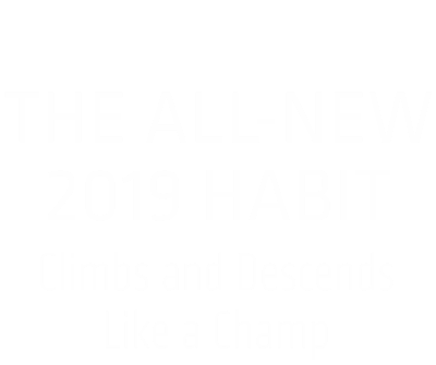 Cannondale Habit at Hart's Cyclery