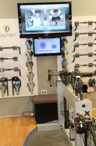 GURU Bike Fitting Services - Hart's Cyclery - Pennington