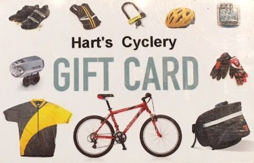 Hart's Cyclery Gift Card