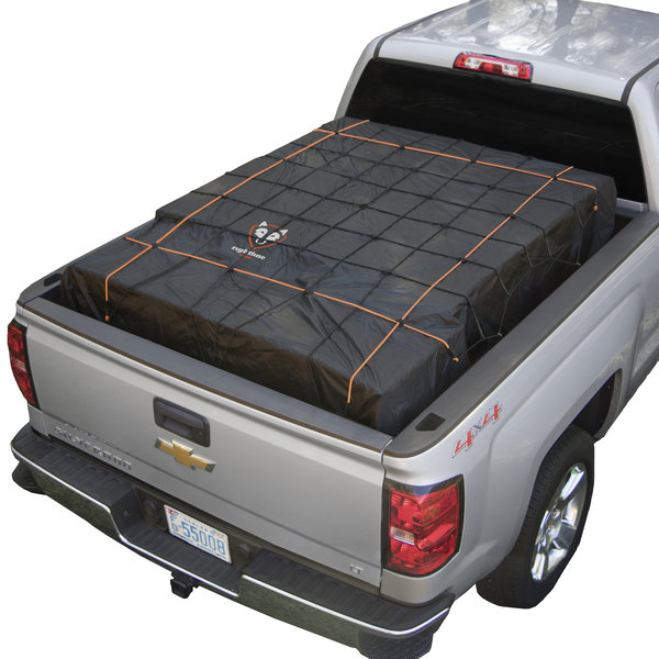 Rightline Gear Truck Bed Cargo Net with Built-In Tarp