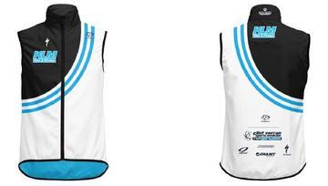KLM Cold Stone Creamery Vest