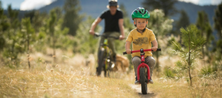 Kids' Bike Trade Up Program