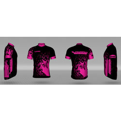 Jakroo Cyclepath custom Leaves jersey